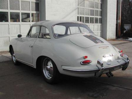 Memory Motors 1961 Porsche 356b Karmann Hardtop